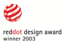 red dot award: product design 2003
