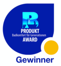 "ZVSHK Product Award ""Bad für Generationen"" 2017"