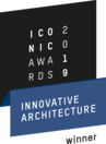 Iconic Awards Innovative Architecture Winner 2019