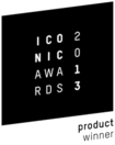 Iconic Awards: Product winner 2013