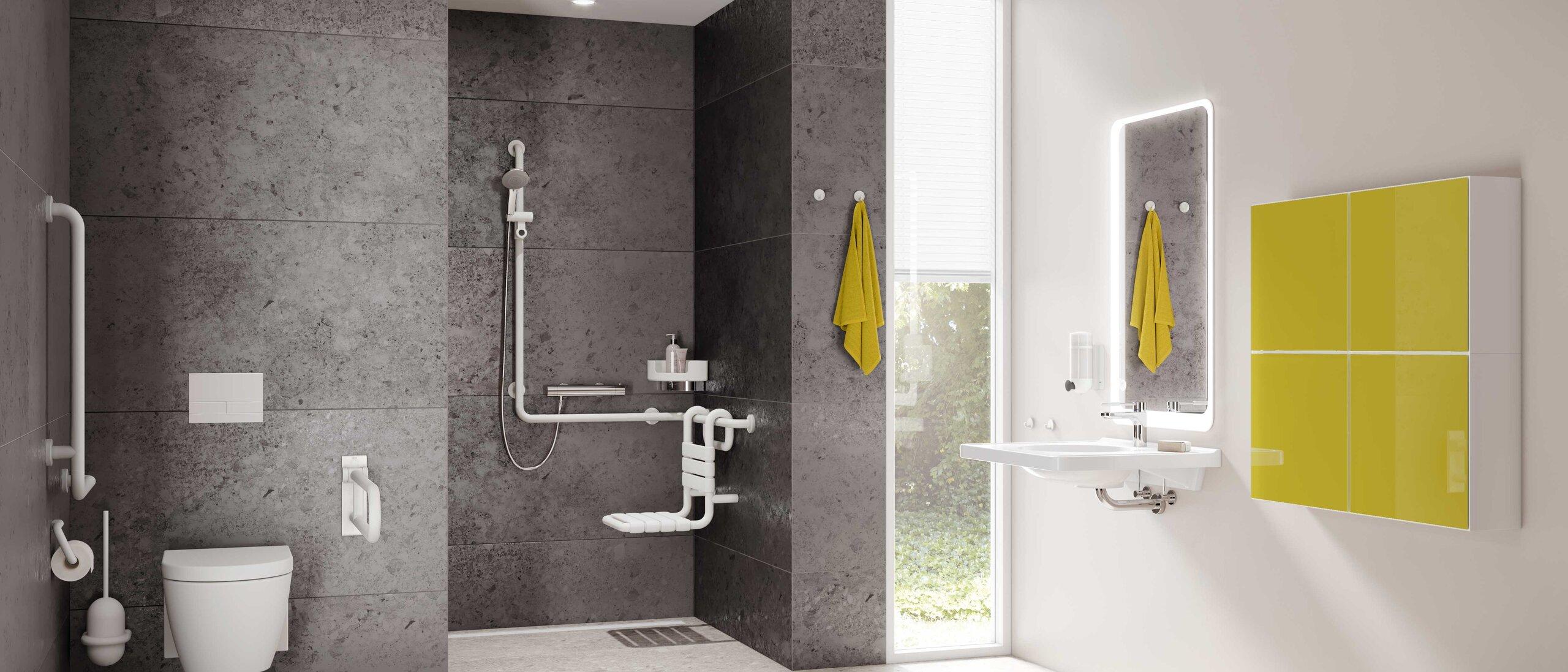 Tipps für die Planung Ihrer barrierefreien Dusche   HEWI
